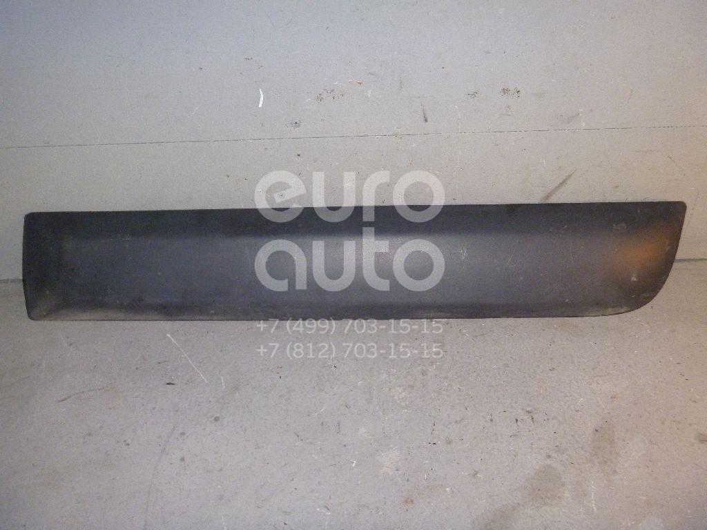 Молдинг задней левой двери для Renault Sandero 2009-2014 - Фото №1