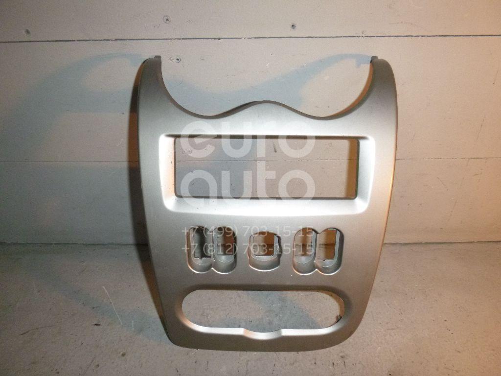 Накладка (кузов внутри) для Renault Sandero 2009-2014;Logan 2005-2014 - Фото №1