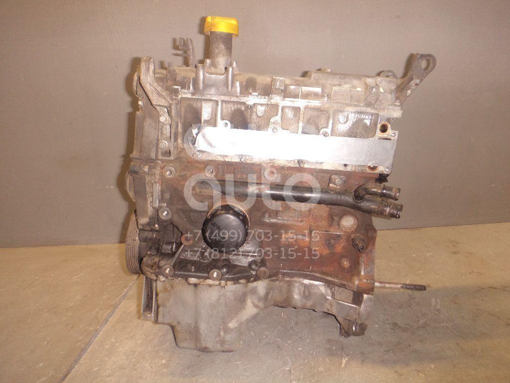 Двигатель для Renault Sandero 2009-2014 - Фото №1