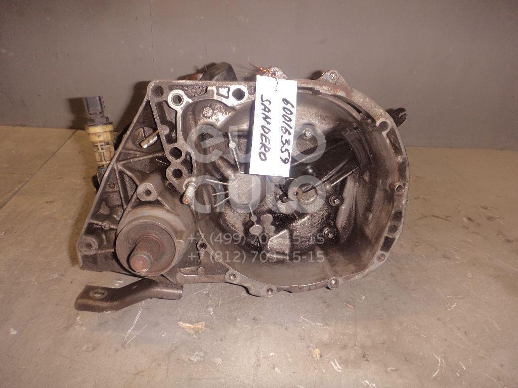 МКПП (механическая коробка переключения передач) для Renault Sandero 2009-2014;Logan 2005-2014;Clio/Symbol 1998-2008 - Фото №1