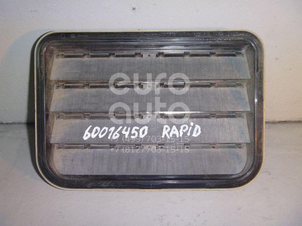 Решетка вентиляционная для Skoda,VW,Porsche,Seat Rapid 2013>;Touareg 2010>;Cayenne 2010>;Octavia (A7) 2013>;Toledo 2013>;Superb 2015> - Фото №1