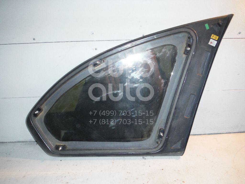 Стекло кузовное глухое левое для Chevrolet Captiva (C100) 2006-2010 - Фото №1
