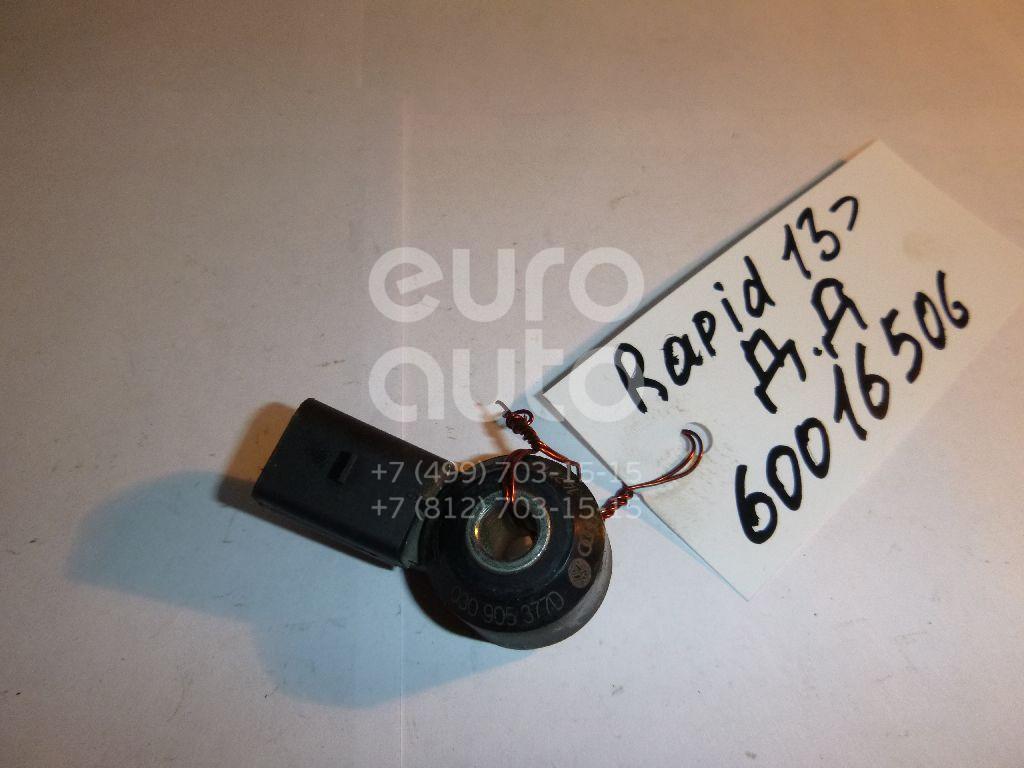 Датчик детонации для Skoda Rapid 2013>;Polo (Sed RUS) 2011> - Фото №1
