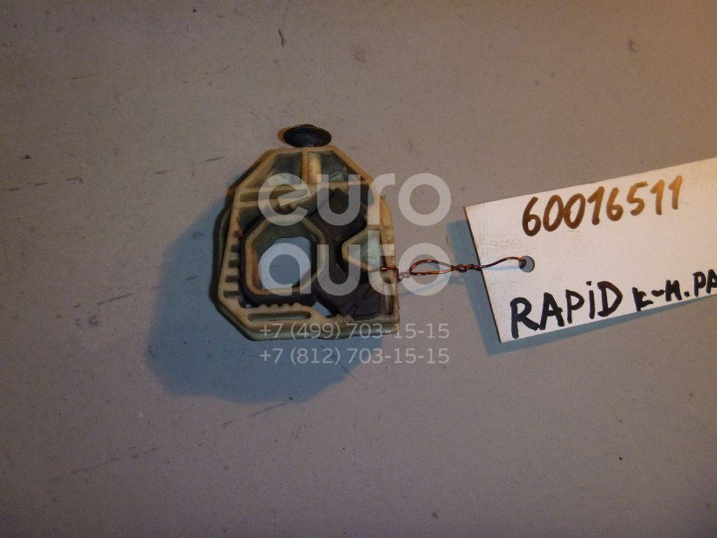 Кронштейн радиатора для Skoda,Audi,VW,Seat Rapid 2013>;A3 [8PA] Sportback 2004-2013;Caddy III 2004-2015;Golf V Plus 2005-2014;Passat [B6] 2005-2010;Golf V 2003-2009;Touran 2003-2010;A3 [8P1] 2003-2013;Ibiza V 2008>;Fabia 2007-2015 - Фото №1