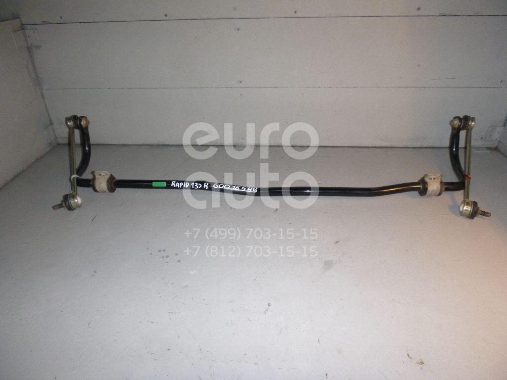 Стабилизатор передний для Skoda,VW,Seat Rapid 2013>;Polo 2001-2009;Fabia 2007-2015;Roomster 2006-2015;Cordoba 2003-2008 - Фото №1