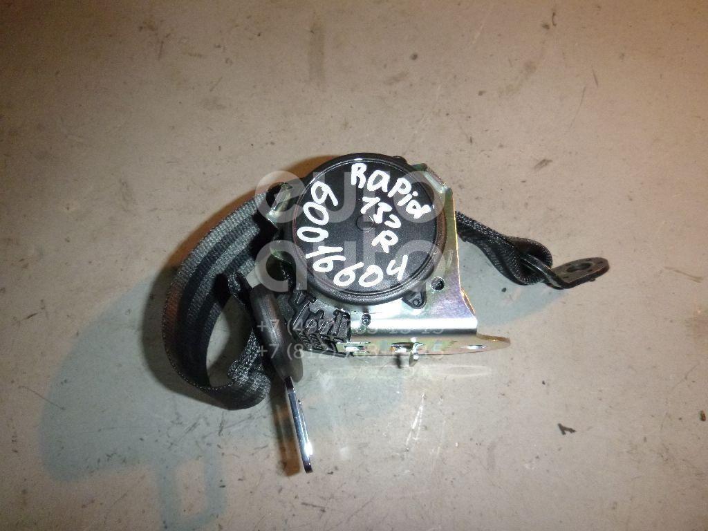 Ремень безопасности для Skoda Rapid 2013> - Фото №1