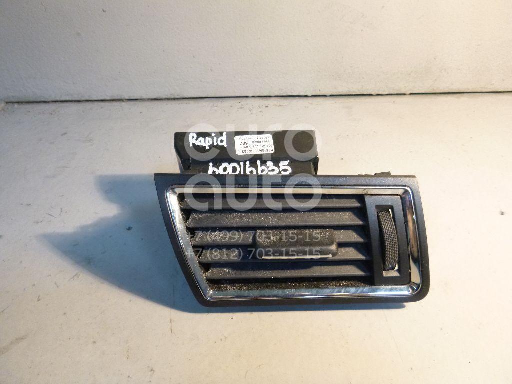Дефлектор воздушный для Skoda,Seat Rapid 2013>;Toledo 2013> - Фото №1
