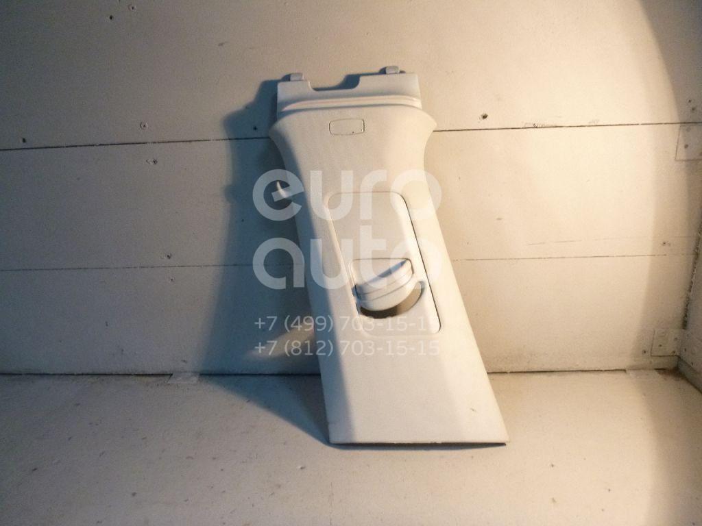 Обшивка стойки для Skoda Rapid 2013> - Фото №1