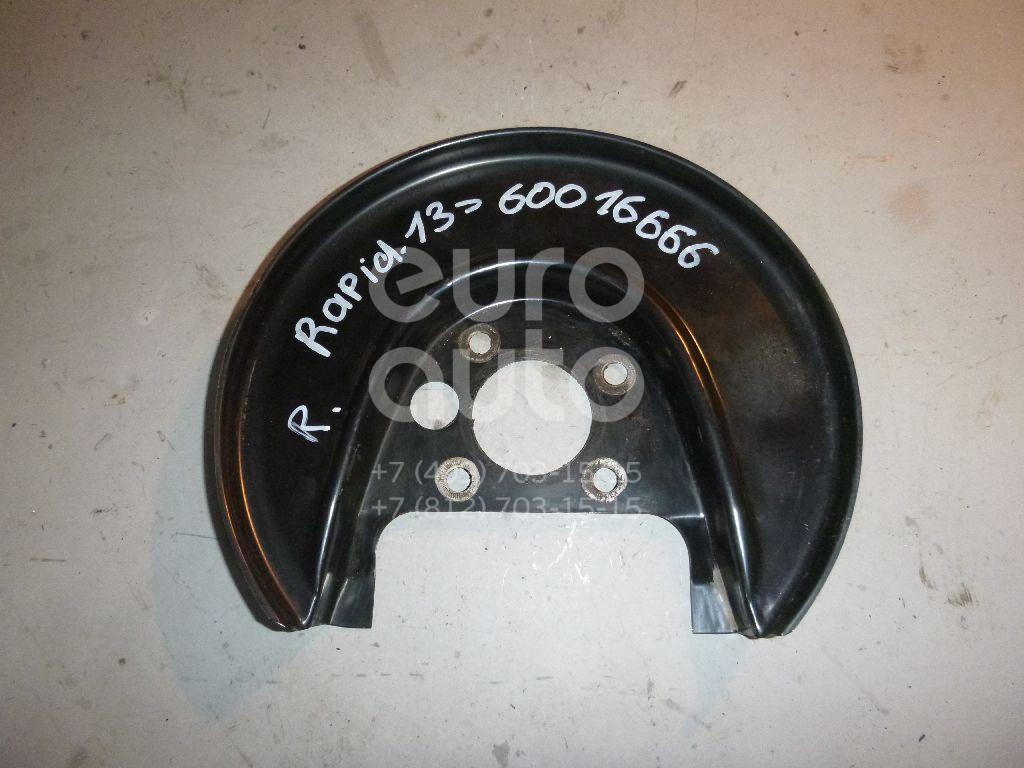 Пыльник тормозного диска для Skoda,Audi,VW Rapid 2013>;A3 (8L1) 1996-2003;TT(8N) 1998-2006;Octavia (A4 1U-) 2000-2011;Octavia 1997-2000;Golf IV/Bora 1997-2005;New Beetle 1998-2010 - Фото №1
