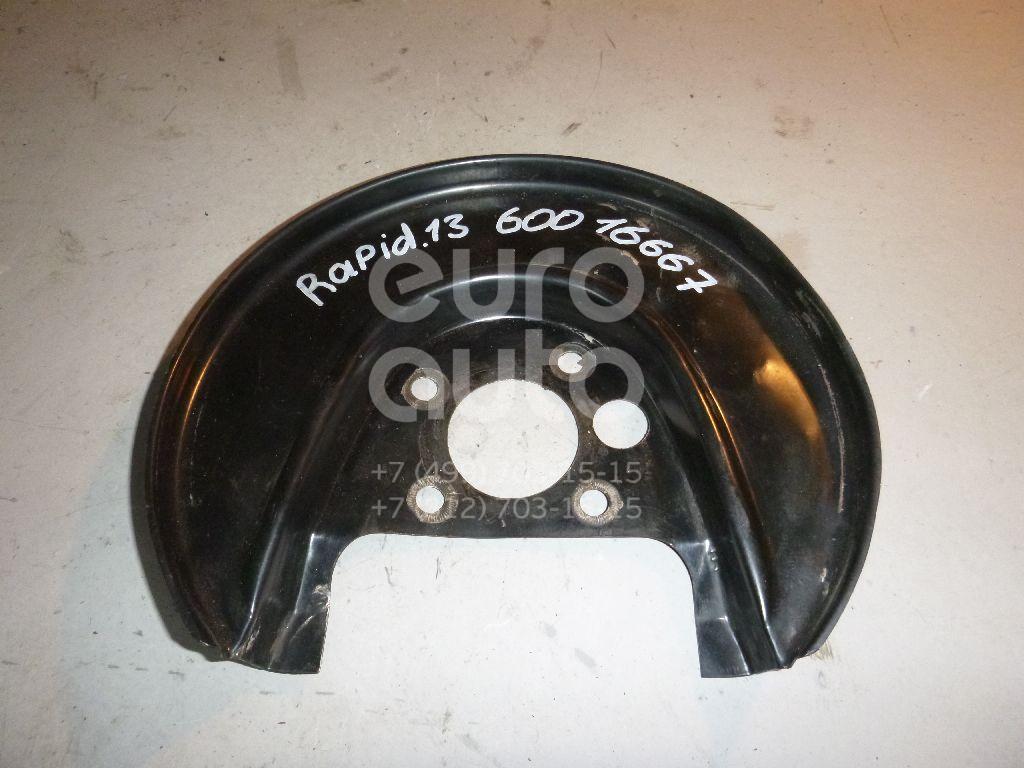 Пыльник тормозного диска для Skoda,VW Rapid 2013>;Octavia (A4 1U-) 2000-2011;Octavia 1997-2000;Golf IV/Bora 1997-2005 - Фото №1