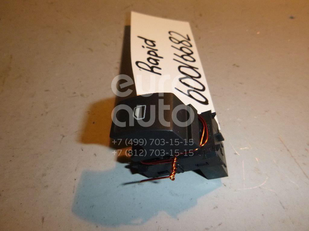 Кнопка стеклоподъемника для Skoda Rapid 2013> - Фото №1