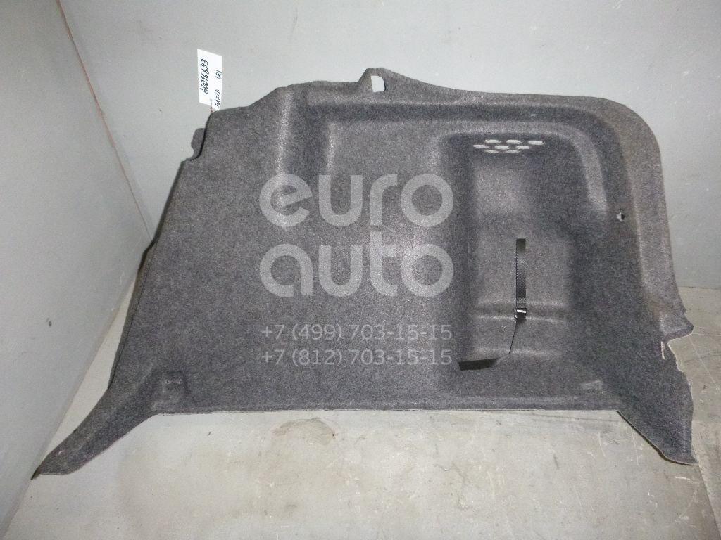 Обшивка багажника для Skoda Rapid 2013> - Фото №1