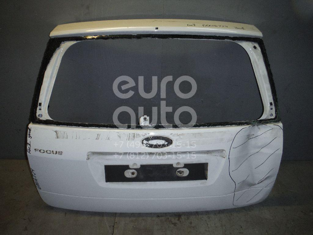 Дверь багажника для Ford Focus II 2008-2011;Focus II 2005-2008 - Фото №1