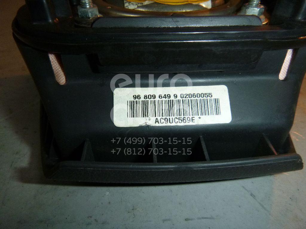 Подушка безопасности в рулевое колесо для Chevrolet Captiva (C100) 2006-2010 - Фото №1