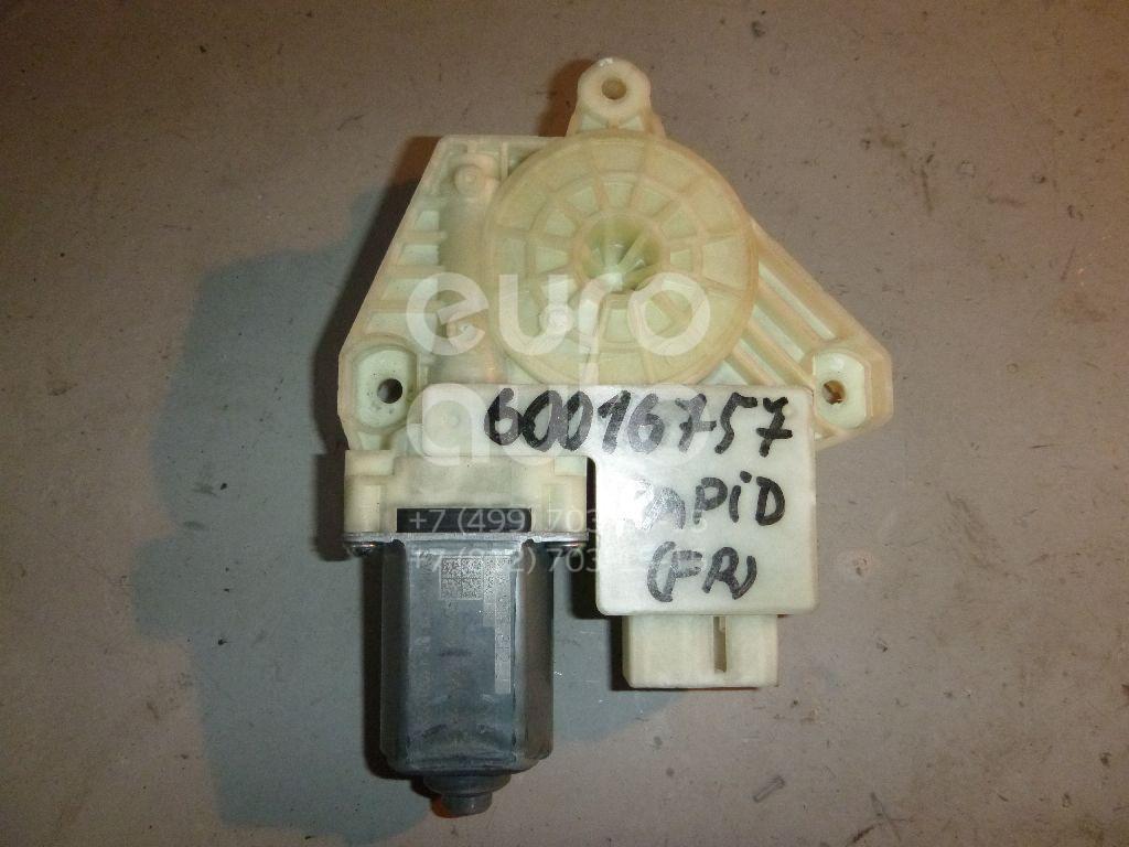 Моторчик стеклоподъемника для Skoda,Seat Rapid 2013>;Toledo 2013> - Фото №1