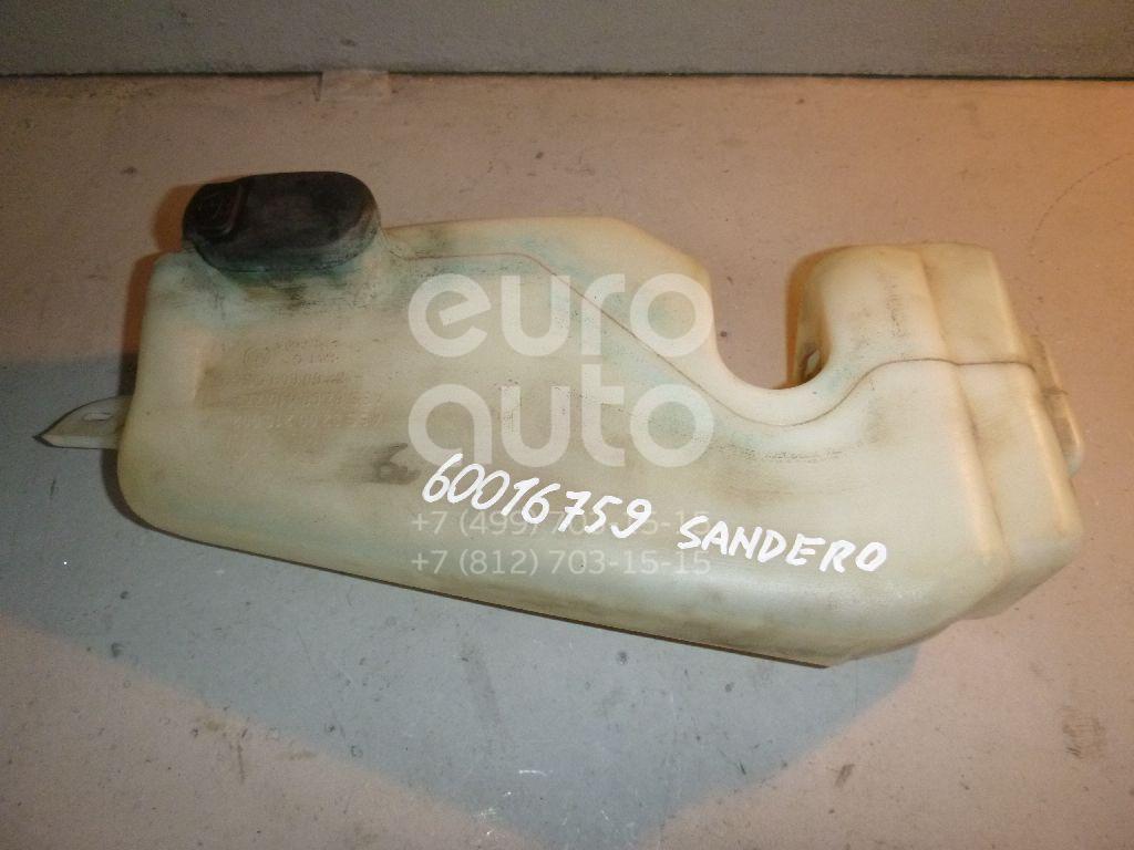 Бачок омывателя лобового стекла для Renault Sandero 2009-2014;Logan 2005-2014;Duster 2012> - Фото №1