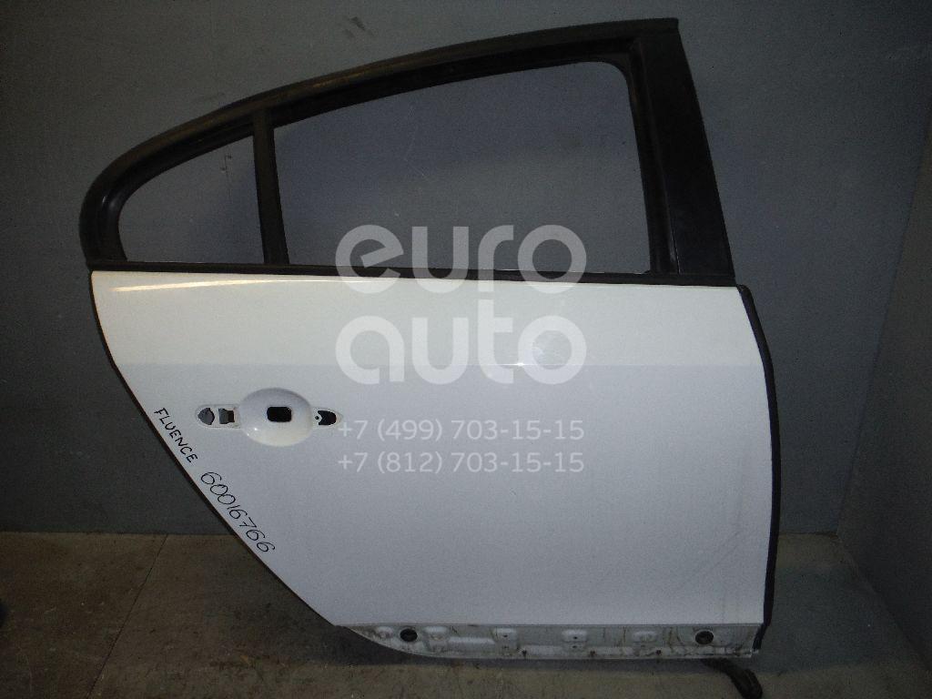 Дверь задняя правая для Renault Fluence 2010> - Фото №1