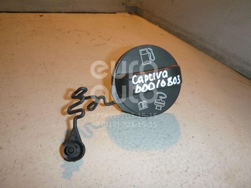 Крышка топливного бака для Chevrolet Captiva (C100) 2006-2010;Antara 2007>;Epica 2006>;Aveo (T250) 2005-2011 - Фото №1
