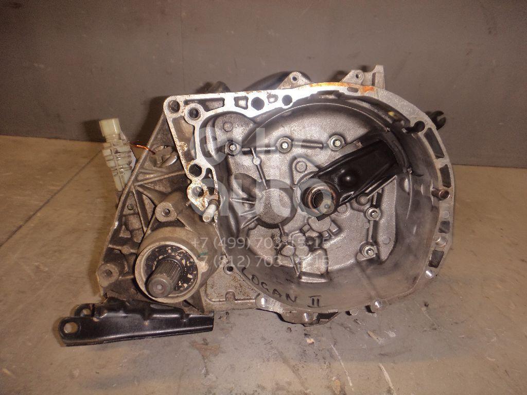 МКПП (механическая коробка переключения передач) для Renault Logan II 2014>;Sandero 2014> - Фото №1