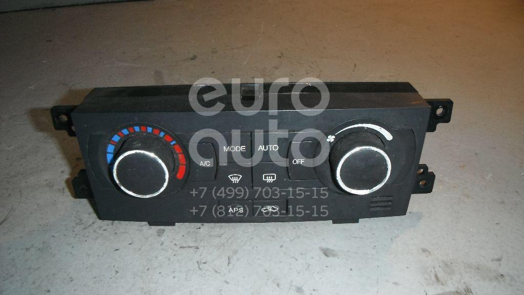 Блок управления климатической установкой для Chevrolet Captiva (C100) 2006-2010 - Фото №1