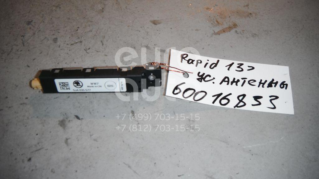 Усилитель для Skoda,Seat Rapid 2013>;Toledo 2013> - Фото №1