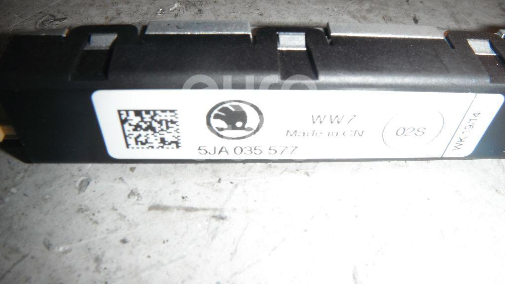 Усилитель для Skoda,Seat Rapid 2013>;Toledo IV 2013> - Фото №1