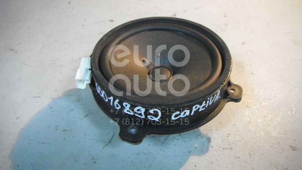 Динамик для Chevrolet Captiva (C100) 2006-2010 - Фото №1