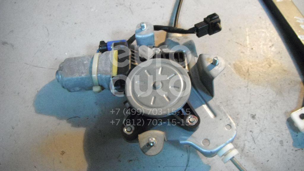 Стеклоподъемник электр. задний правый для Chevrolet,Opel Captiva (C100) 2006-2010;Antara 2007-2015 - Фото №1