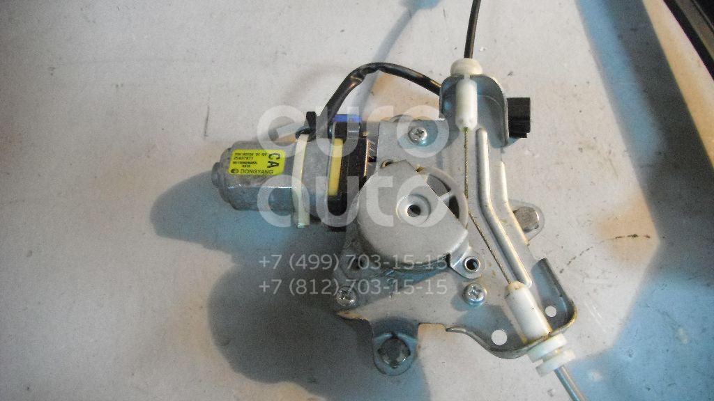Стеклоподъемник электр. задний левый для Chevrolet,Opel Captiva (C100) 2006-2010;Antara 2007-2015 - Фото №1
