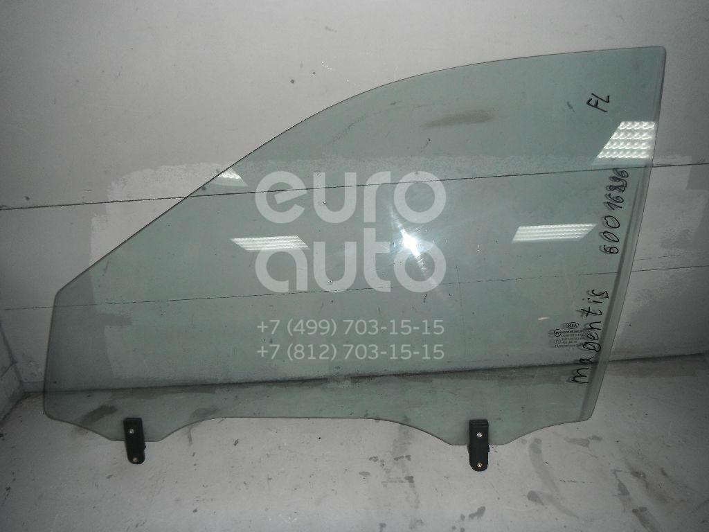 Стекло двери передней левой для Kia Magentis 2005-2010 - Фото №1
