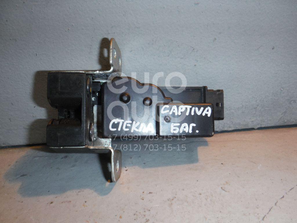Замок багажника для Chevrolet Captiva (C100) 2006-2010;Captiva (C140) 2011> - Фото №1