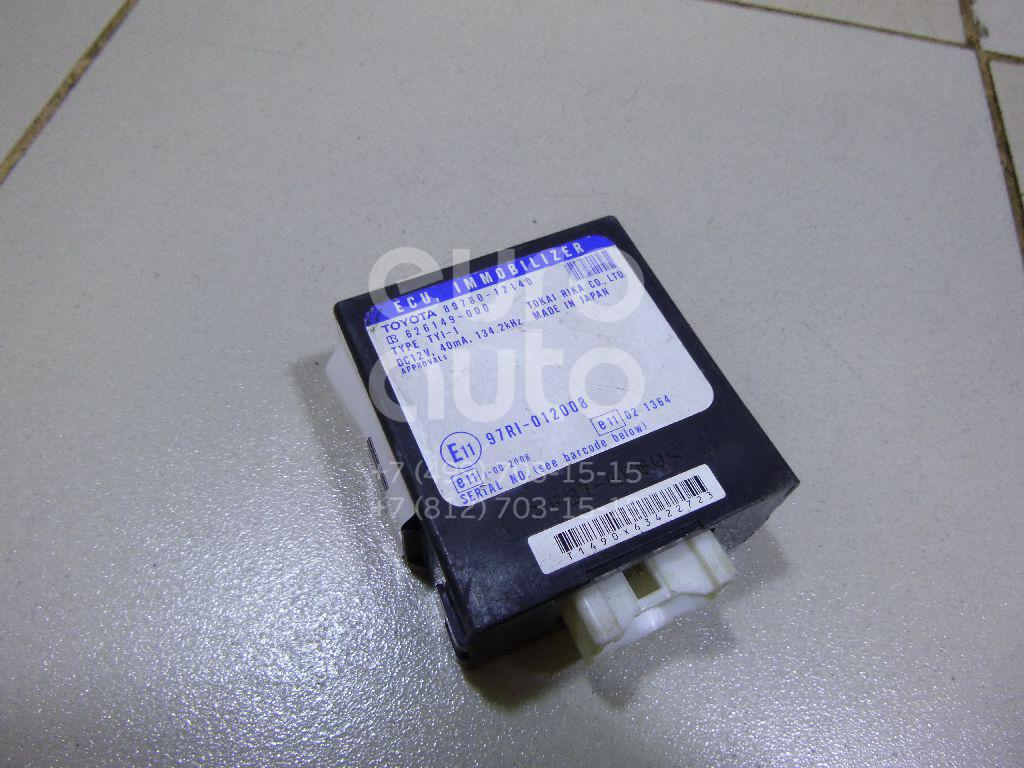 Блок электронный для Toyota Corolla E12 2001-2006 - Фото №1