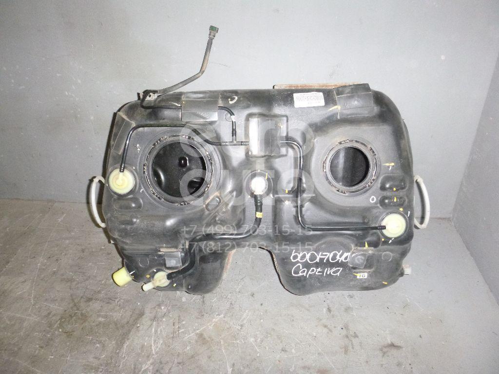 Бак топливный для Chevrolet,Opel Captiva (C100) 2006-2010;Antara 2007-2015 - Фото №1