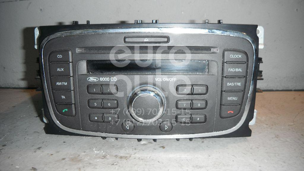 Магнитола для Ford Focus II 2008-2011;Focus II 2005-2008;C-MAX 2003-2011 - Фото №1