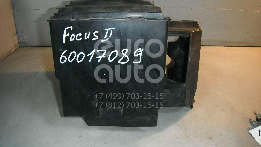 Крепление АКБ (корпус/подставка) для Ford Focus II 2008-2011;Focus II 2005-2008;C-MAX 2003-2011 - Фото №1