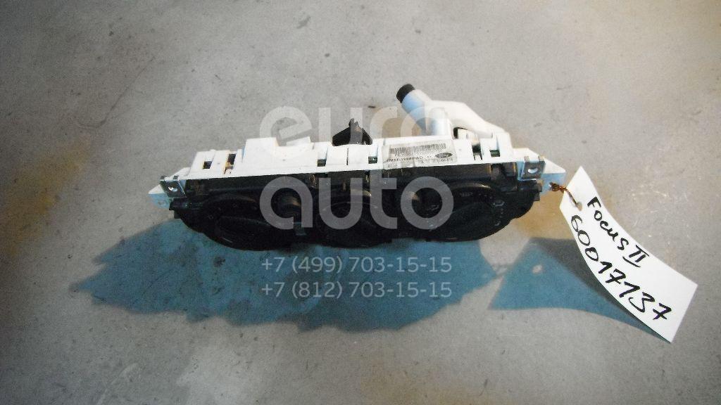 Блок управления отопителем для Ford Focus II 2008-2011;Focus II 2005-2008;C-MAX 2003-2011;Kuga 2008-2012 - Фото №1