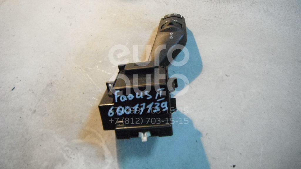 Переключатель поворотов подрулевой для Ford Focus II 2008-2011;Focus II 2005-2008;C-MAX 2003-2011;Transit/Tourneo Connect 2002-2013;Kuga 2008-2012 - Фото №1