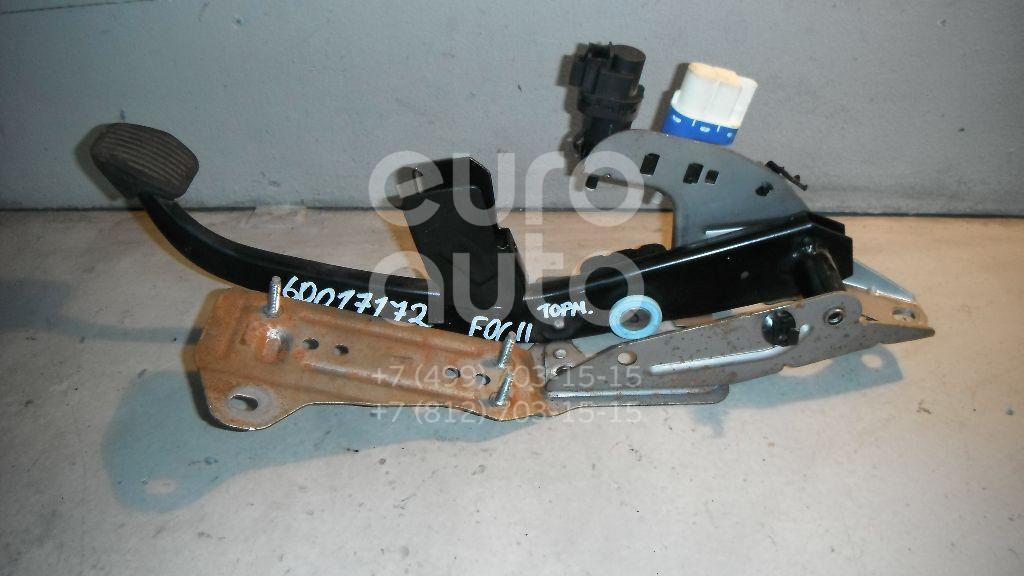 Педаль тормоза для Ford Focus II 2008-2011;Focus II 2005-2008 - Фото №1