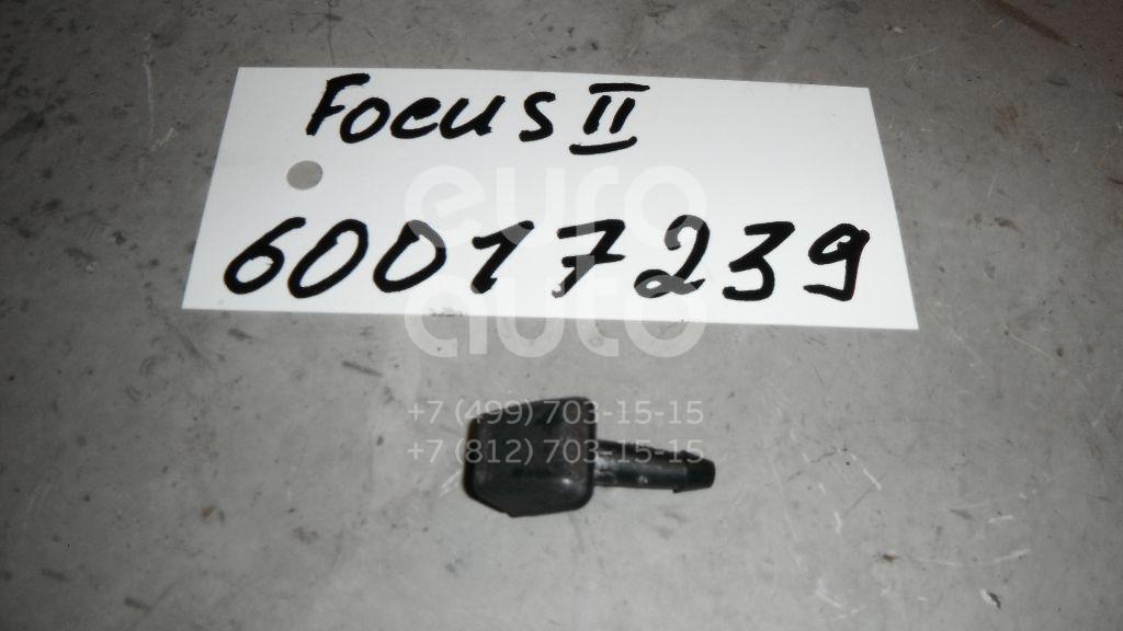 Форсунка омывателя зад стекла для Ford Focus II 2008-2011;Focus II 2005-2008 - Фото №1