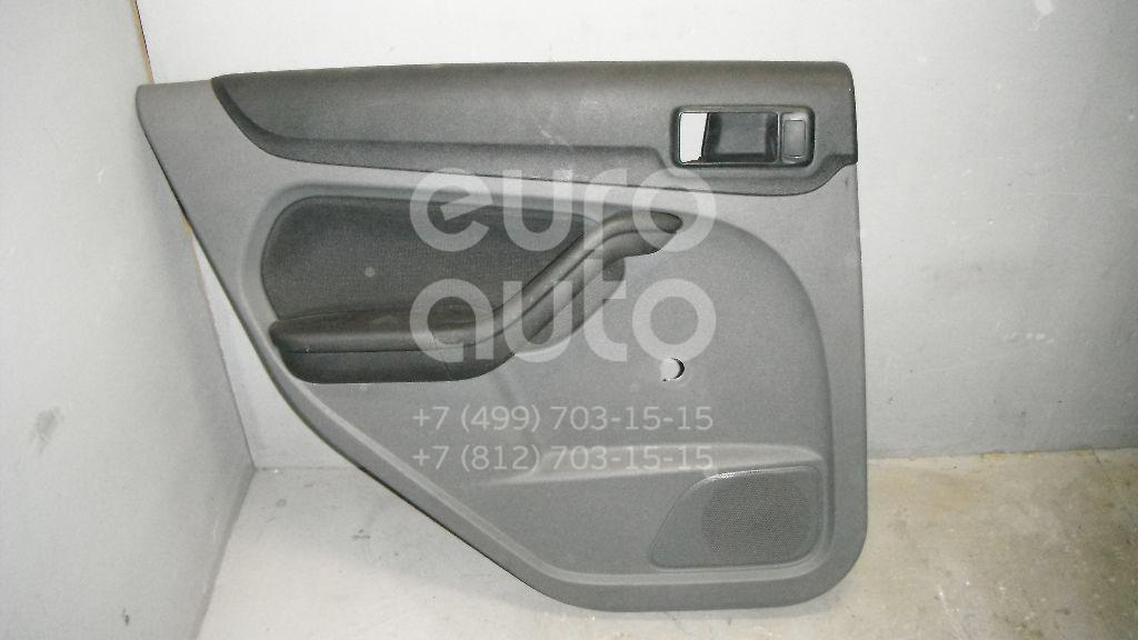 Обшивка двери задней левой для Ford Focus II 2008-2011 - Фото №1