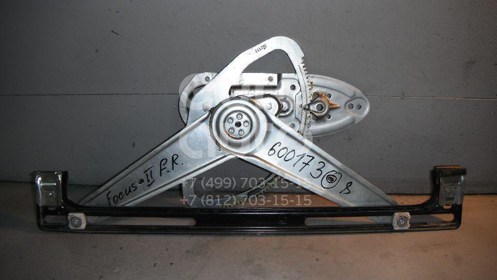 Стеклоподъемник электр. передний правый для Ford Focus II 2008-2011;Focus II 2005-2008;C-MAX 2003-2011;Kuga 2008-2012 - Фото №1