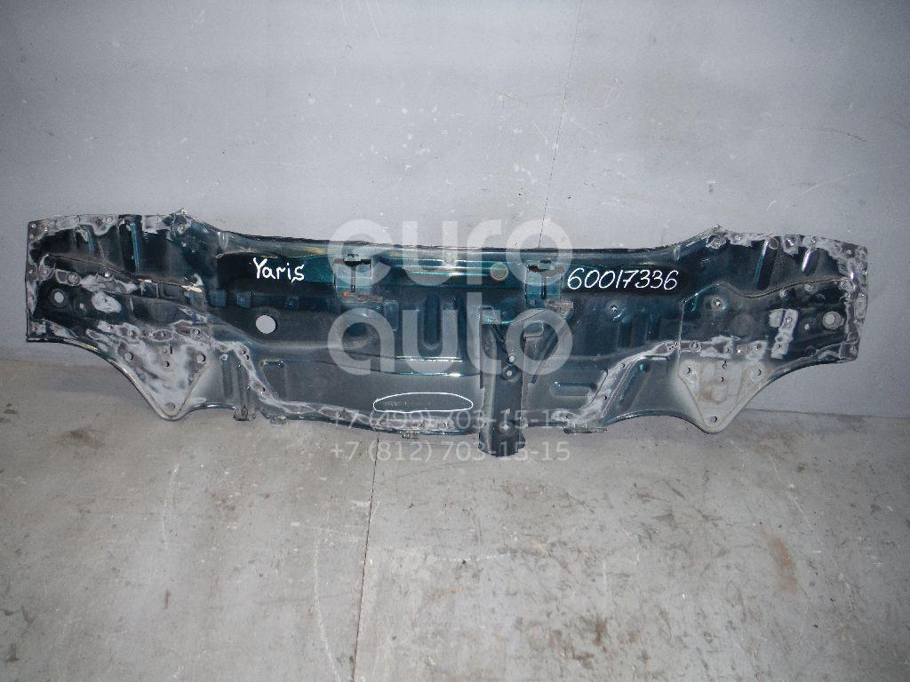 Панель задняя для Toyota Yaris 2005-2011 - Фото №1