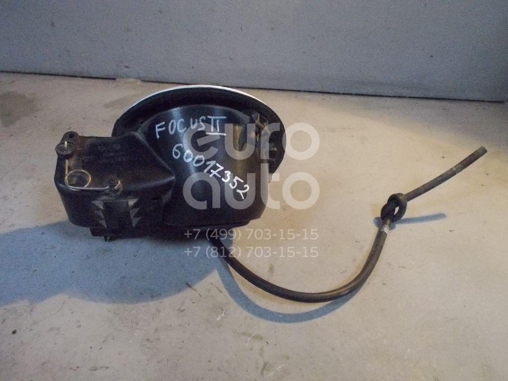 Лючок бензобака для Ford Focus II 2008-2011 - Фото №1