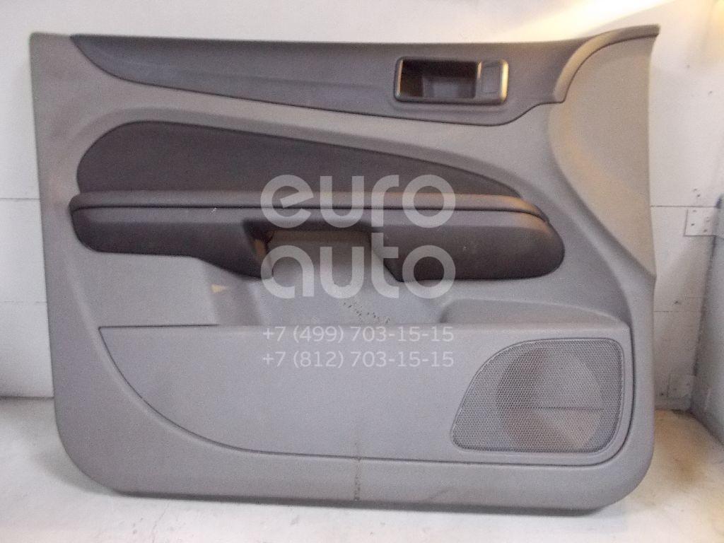 Обшивка двери передней левой для Ford Focus II 2008-2011 - Фото №1