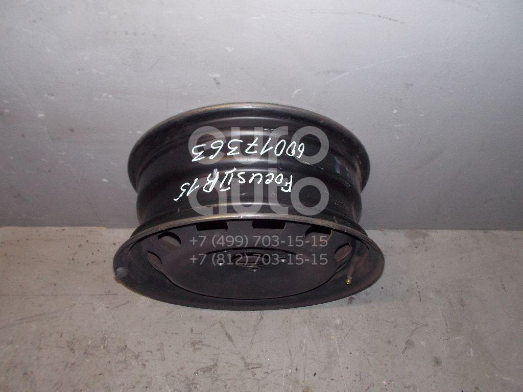Диск колесный железо для Ford Focus II 2008-2011;Focus II 2005-2008 - Фото №1