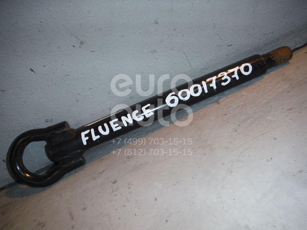 Крюк буксировочный для Renault Fluence 2010> - Фото №1