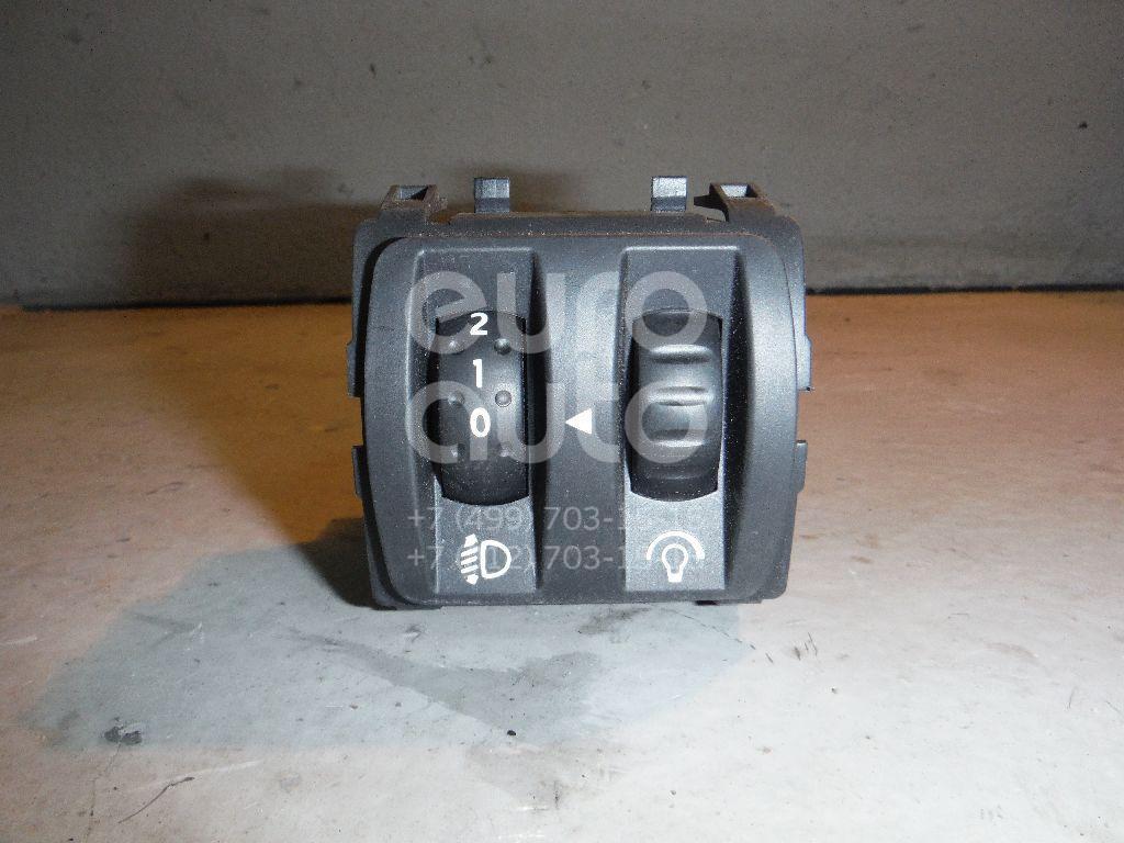 Кнопка корректора фар для Renault Fluence 2010>;Latitude 2010-2015 - Фото №1