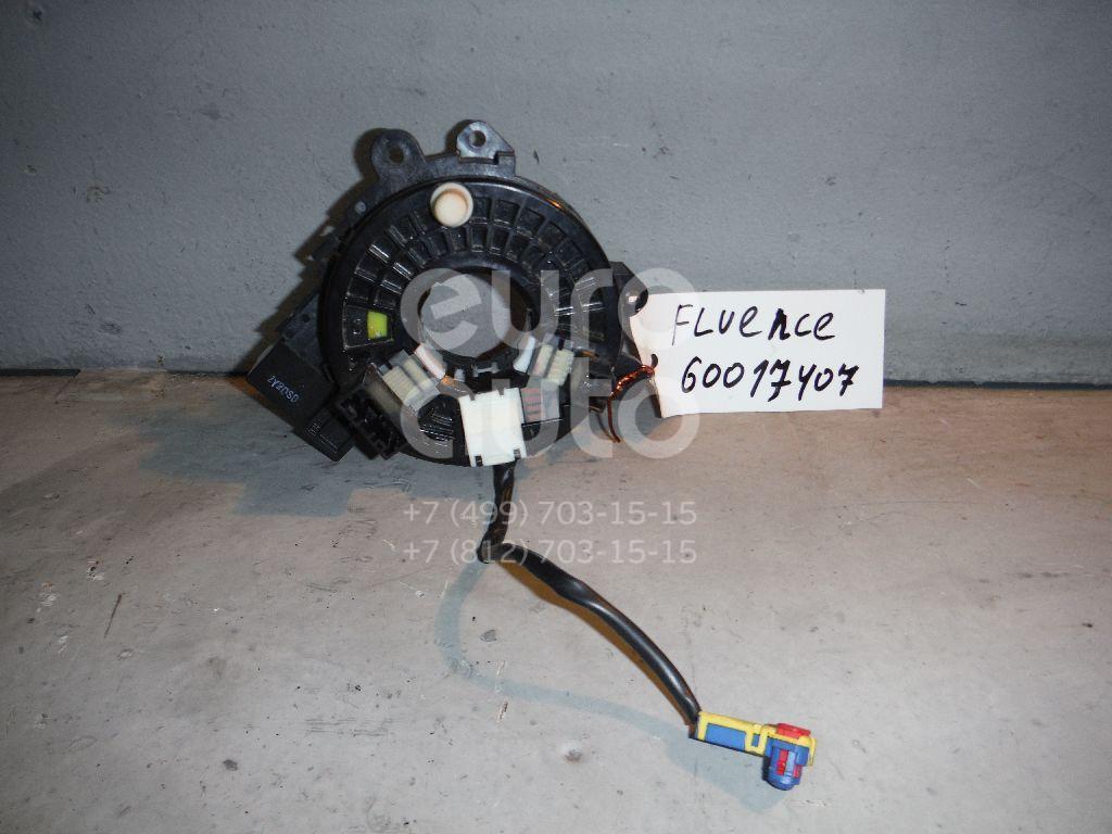Механизм подрулевой для SRS (ленточный) для Renault Fluence 2010> - Фото №1