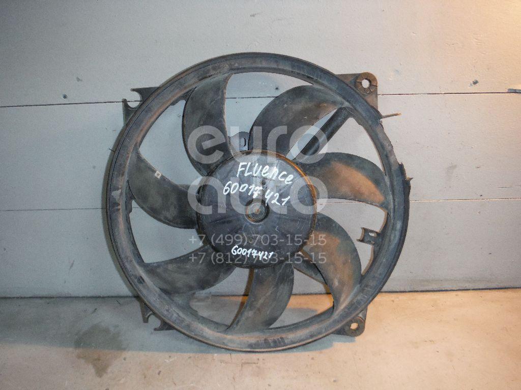 Вентилятор радиатора для Renault Fluence 2010>;Megane III 2009-2016;Scenic 2009-2015 - Фото №1