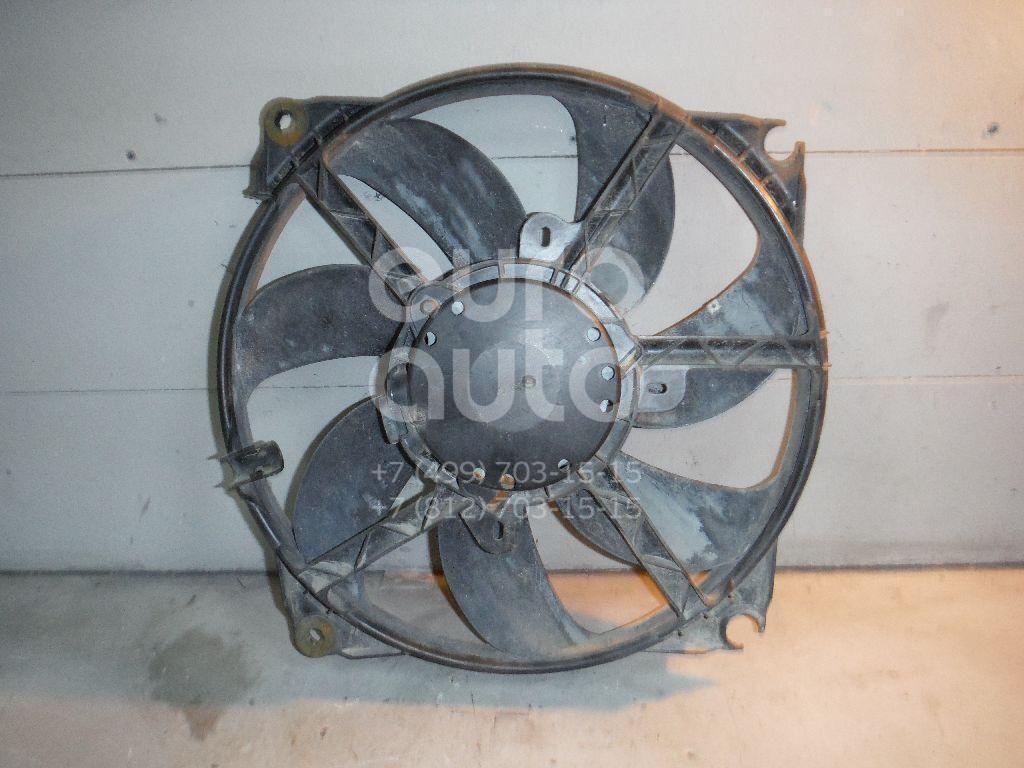 Вентилятор радиатора для Renault Fluence 2010>;Megane III 2009-2016;Scenic III 2009-2015 - Фото №1